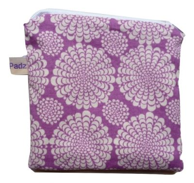 Angelpadz Flower Spray Orchid Pad Purse
