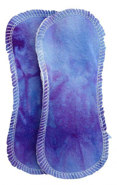 Homestead Emporium Violet Ghost Silk 6 inch Liner Pad