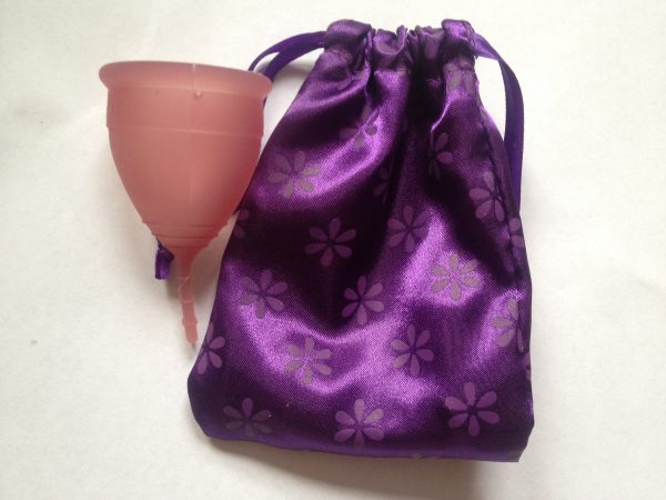 Lunette Purple Menstrual Cup Size 1 - Web Packaging