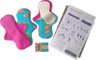 Eco Femme Make Your Own Cloth Pad Stitching Kit