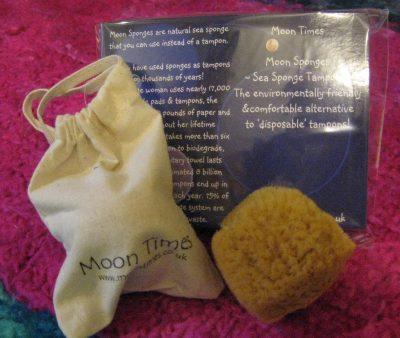 Moon Sponge