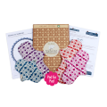Eco Femme Organic Cotton Cloth Pad Starter Pack