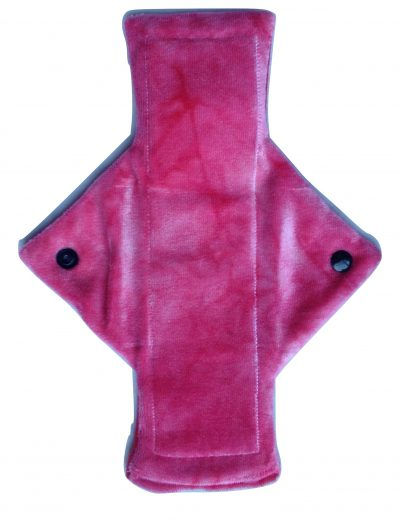 Treehugger Cherry Bamboo Velour Light Flow Day Pad