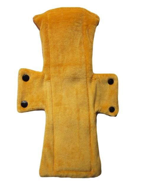 Treehugger mandarin bamboo velour menstrual pad
