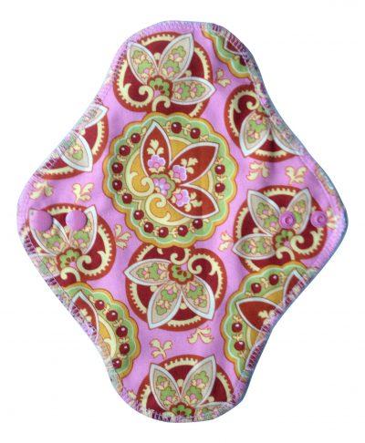 Wee Notions Lilies on Pink Cotton Medium/ Regular Fairy Hammock
