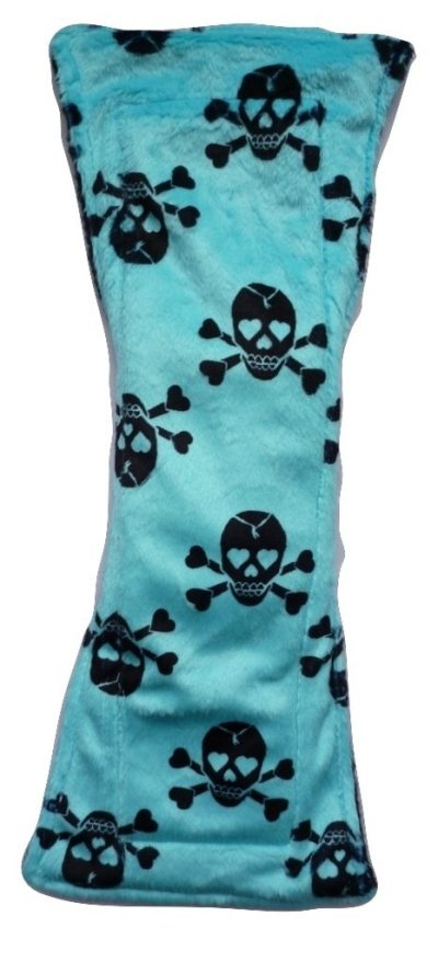 Treehugger Skulls Plush Night/Postpartum Pad