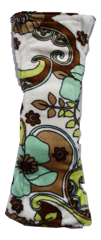 Treehugger Retro Flowers Plush Night/Postpartum Pad