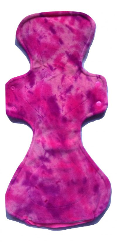 Honour Your Flow Primal Pink Organic Cotton Velour Mega Pad
