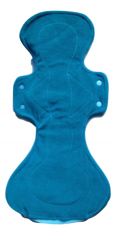 Honour Your Flow Aqua Organic Cotton Velour Mega Pad