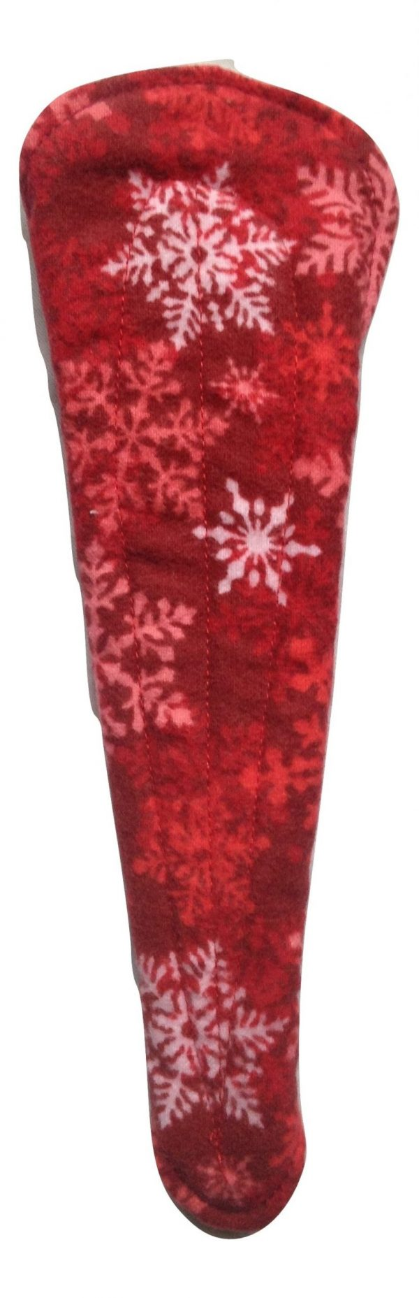 Angelpadz Snowflake Cotton Flannel Thong Liner