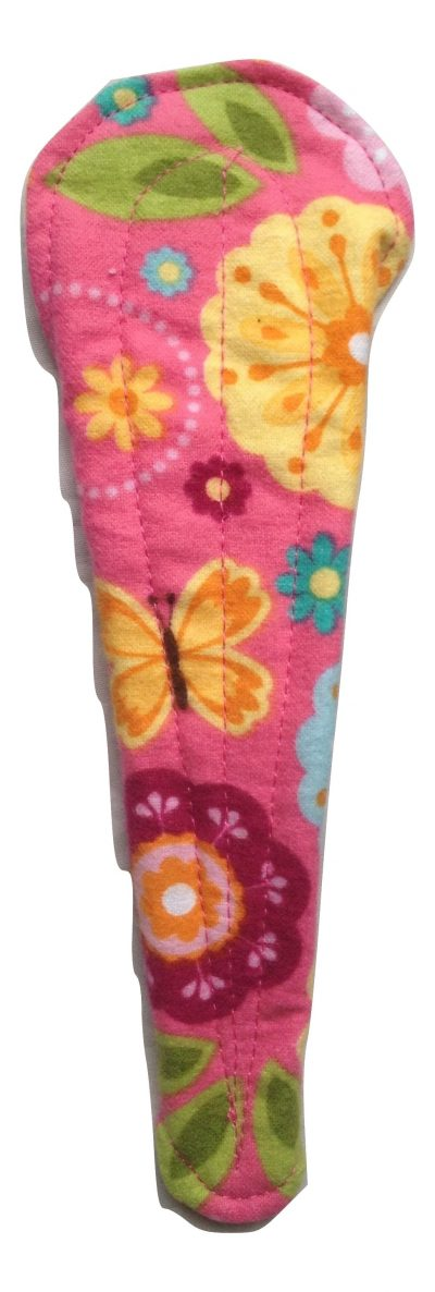 Angelpadz Summer Song Cotton Flannel Thong Liner