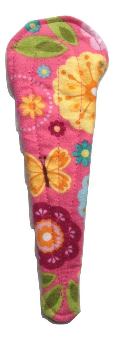 Angelpadz Summer Song Cotton Flannel Thong Liner