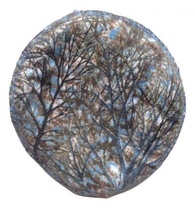 Angelpadz Winter Trees Cotton Facial Wipe