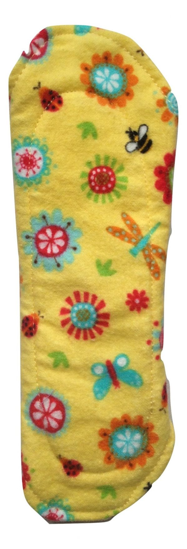 Angelpadz Spring Flowers Cotton Flannel Pantyliner