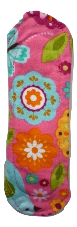 Angelpadz Summer Song Cotton Flannel Pantyliner