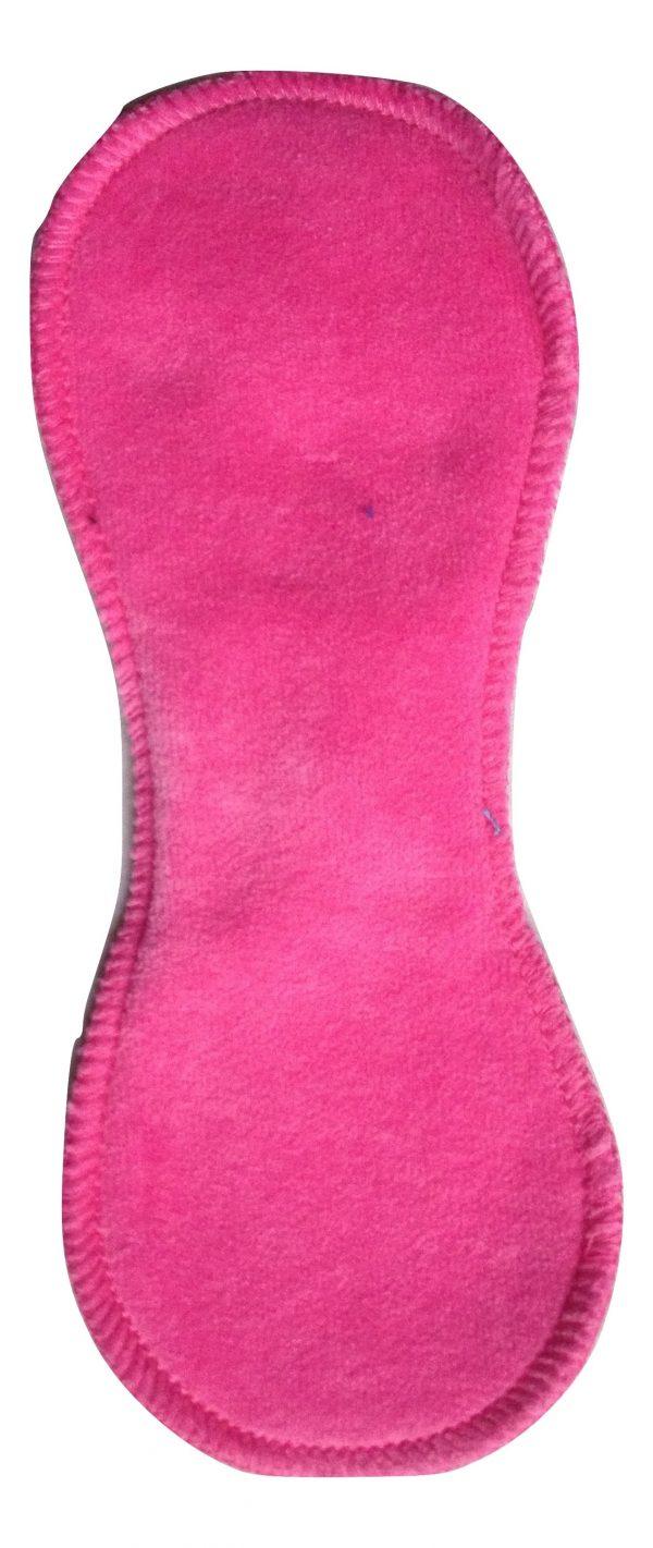 Honour Your Flow Candy Floss Organic Cotton Velour Mini Pad