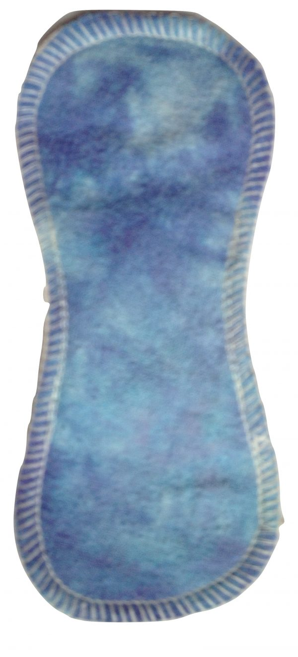 Homestead Emporium Monet Blue Silk 7 inch Liner Pad
