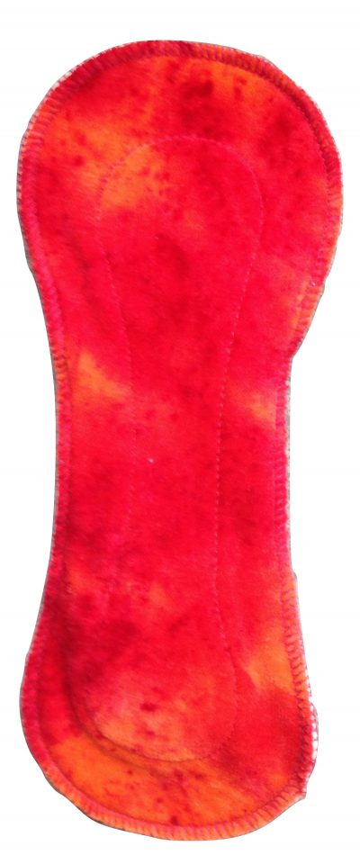 Honour Your Flow Red Moon Organic Cotton Velour Regular Pad -Wool Back