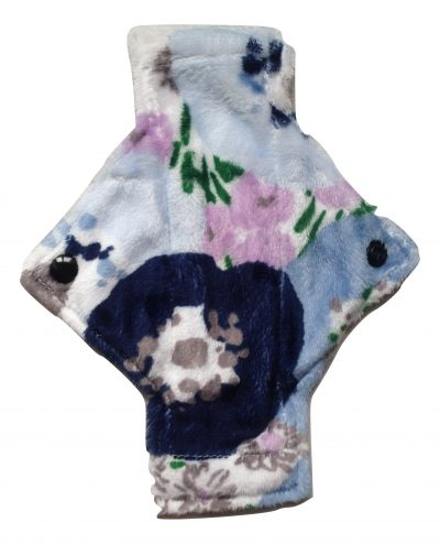 Treehugger Flowerscape Plush Pantyliner