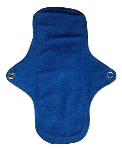 show front of Eco Femme cloth pad